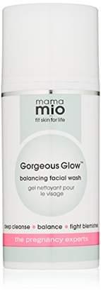 Mama Mio Gorgeous Glow Balancing Facial Wash 3.4 fl. oz.
