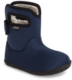 Infant Boy's Bogs Classic Solid Waterproof Rain Boot $55 thestylecure.com
