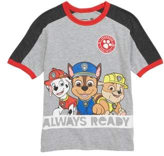 Nickelodeon Happy Threads x PAW Patrol Always Ready Raglan T-Shirt