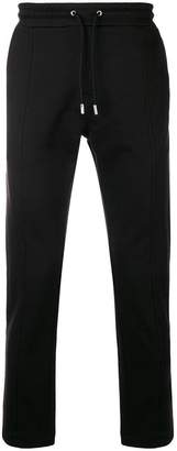 Diesel Black Gold seam detail track trousers