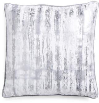 20x20 Reversible Foil Shibori Pillow