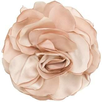 Caffe Caffe' D'orzo rose brooch