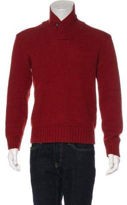 Jack Spade Shawl Knit Sweater