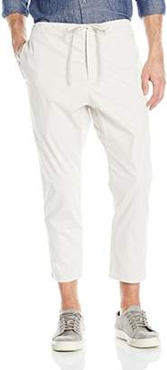 Vince Men's Drop Rise Cropped Drawstring Pant