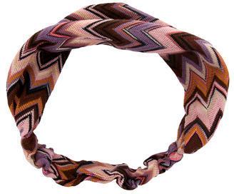 MissoniMissoni Knit Chevron Headband