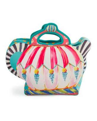 Mackenzie Childs MacKenzie-Childs Teapot Lunch Tote