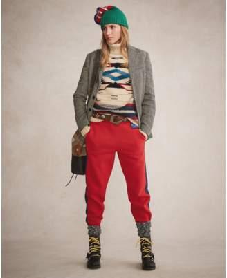 Polo Ralph Lauren Color-Blocked Fleece Sweatpant