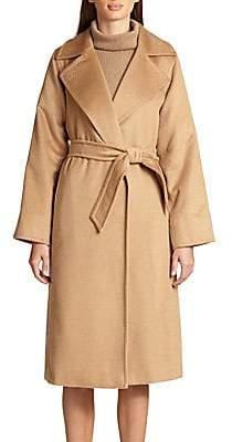 Max Mara Women's Manuela Wrap Coat