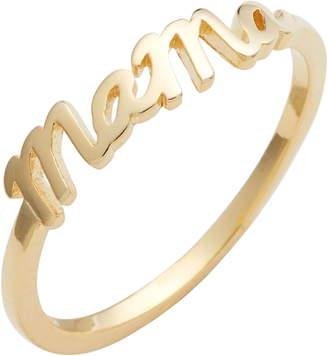 Argentovivo Mama Ring