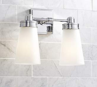 Pottery Barn Pearson Double Sconce