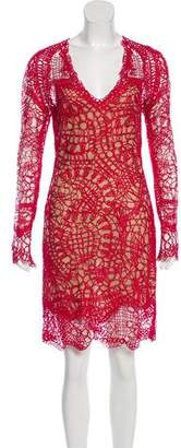 Tom Ford Lace Sheath Dress