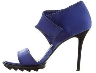DKNY High-Heel Platform Sandals