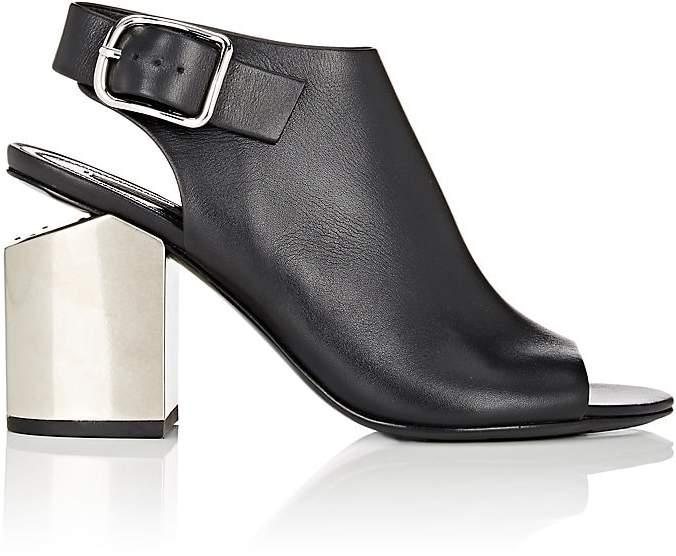 Alexander Wang Women's Nadia Leather Slingback Sandals