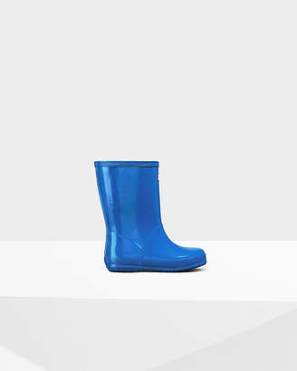 Hunter Kids First Classic Gloss Rain Boots