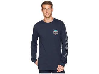 The North Face Long Sleeve 90s Script Tee