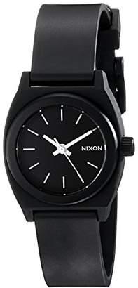 Nixon Women's A425000 Small Time Teller P Watch