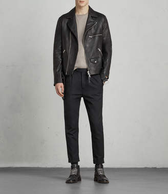AllSaints Kodey Leather Biker Jacket