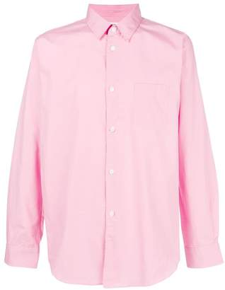 Comme des Garcons Boys long-sleeve fitted shirt