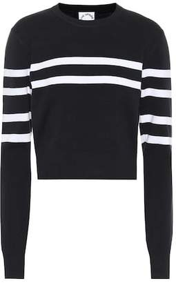 The Upside Nala striped knitted top