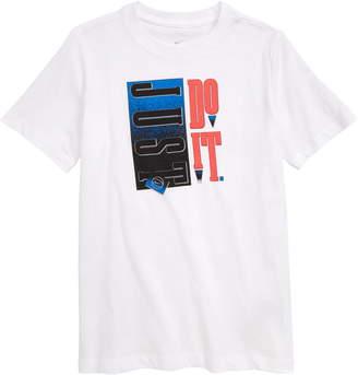 fe374d1c Nike Boys Just Do It T Shirts - ShopStyle
