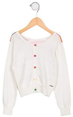 Junior Gaultier Girls' Striped Sweater w/ Tags