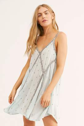 Intimately In Heaven Embellished Slip