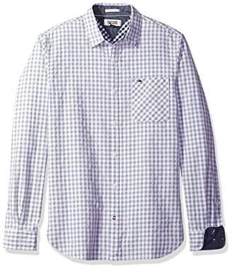 Tommy Hilfiger Men'sSeersucker Shirt