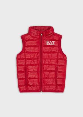Emporio Armani Ea7 Puffer Vest