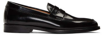 Hope Black Patty Loafers