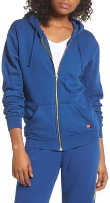 Aviator Nation Bolt Zip Hoodie