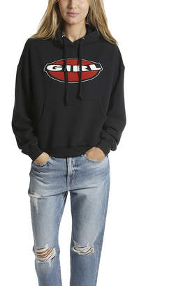RE/DONE Girl Oversized Hoody