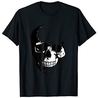 Skull Shirt for men Women Boys Girls Halloween Skull T-Shirt