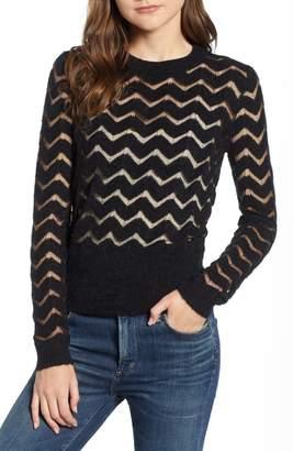 Hinge Easy Stripe Pullover