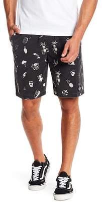 Lost Swish Swash Wish Shorts