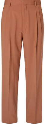 Cmmn Swdn Jay Pleated Wool Trousers