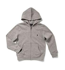 Polo Ralph Lauren Fleece Zip Hoodie (8-14 Years)