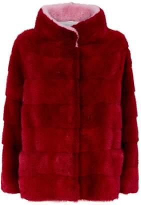 Simonetta Ravizza Short Mink Coat