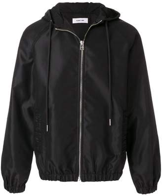 Helmut Lang hooded windbreaker