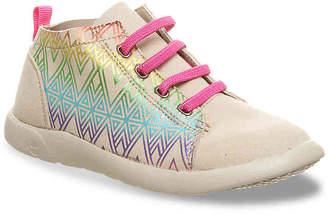 BearPaw Gracie Youth Sneaker - Girl's