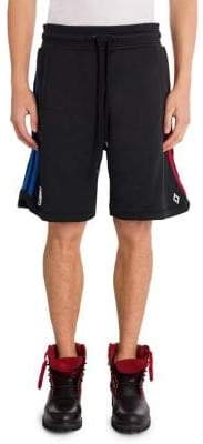 Marcelo Burlon County of Milan NBA Sweat Shorts