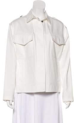 Creatures of the Wind Silk Denim Jacket