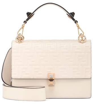 Fendi Kan I Medium leather shoulder bag