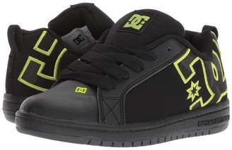 DC Kids Court Graffik SE Glow Boys Shoes