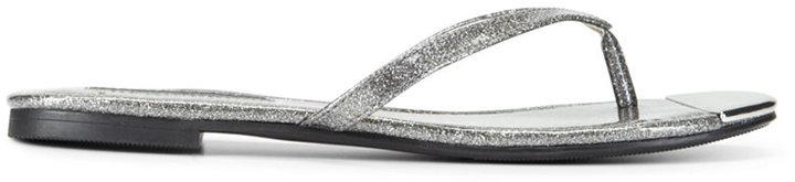 INC International Concepts Women's Mercir2 Thong Sandals