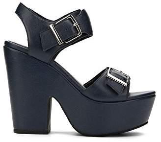 Kenneth Cole New York Women's Shayla Platform Heeled Sandal