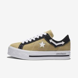 Converse x MadeMe One Star Platform Low Top Women's Shoe