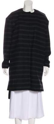 No.21 No. 21 Wool Knee-Length Coat w/ Tags
