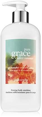 philosophy Pure Grace Endless Summer 16.0 oz Firming Body Emulsion