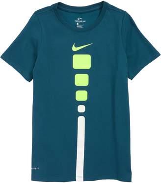 Nike Dry Elite Stripe T-Shirt