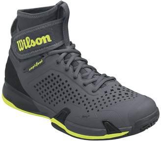 Wilson Amplifeel Ebony//Lime Men's Shoe